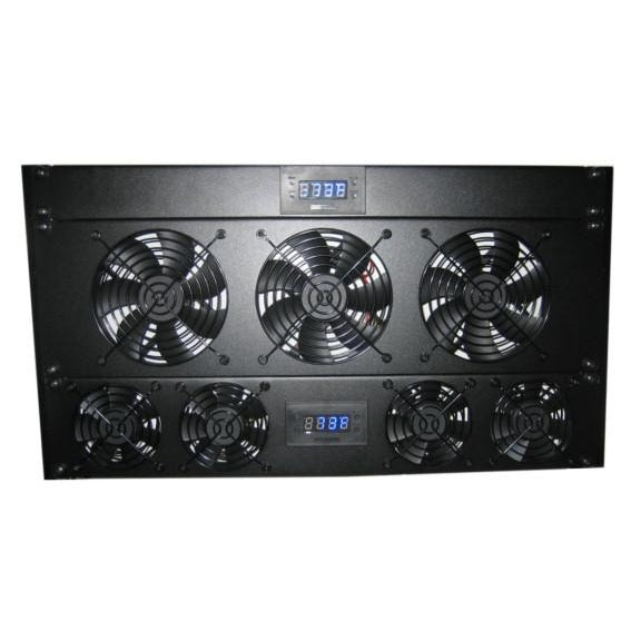 Rack Mount Cooling Fans | Shop at Coolerg