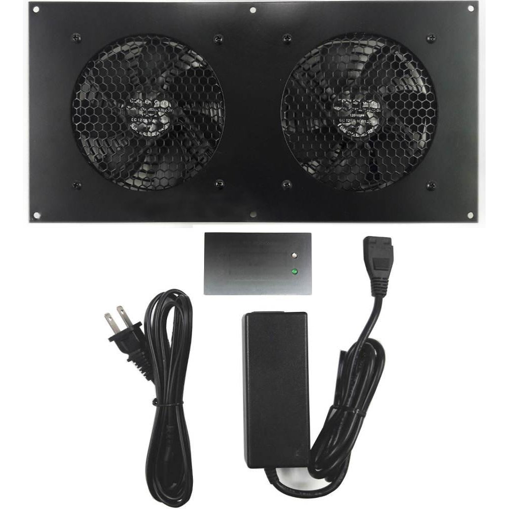 Standard Temperature Controlled Cooling Fan Kit