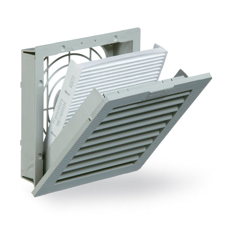 "Pfannenberg PFA 40000 Exhaust Filters 10"" Nema 12 Filter 11740004055 - Coolerguys"
