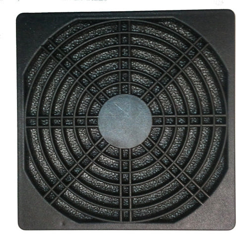 120mm Fan Filter Grill - Coolerguys