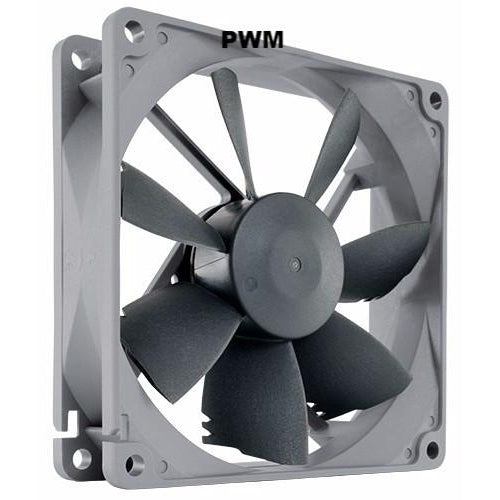 Noctua NF-B9 REDUX 92x92x25mm 12 Volt PWM Fan-NFB9R15P - Coolerguys