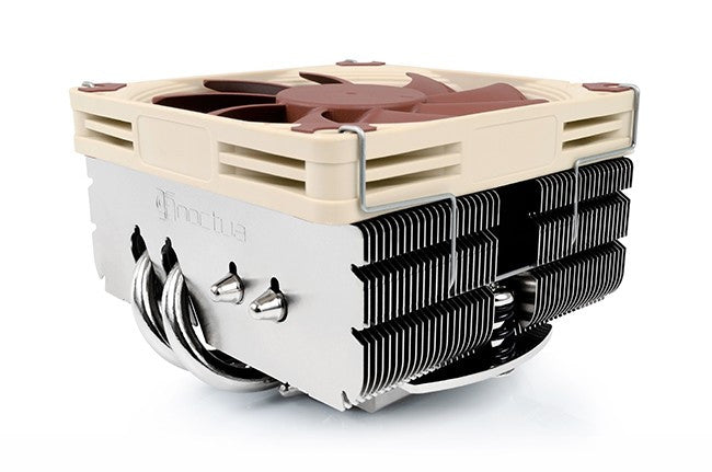 Noctua NH-L9x65 L Type Low Profile CPU Cooler - Coolerguys