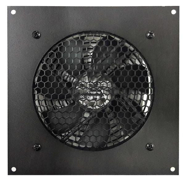 Coolerguys Single 120mm Metal USB Fan Cooling Kit - Coolerguys