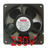 Mechatronics 120 x 38mm 230 volt med speed fan # UF12A23-BTHR