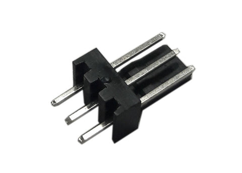 3-Pin Male Fan Connector