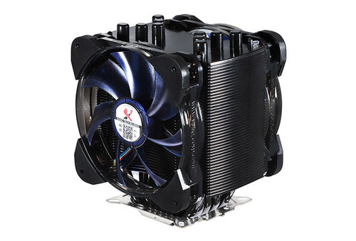 X2 ECLIPSE ADVANCED universal CPU cooler / X2-9891N1-PWM - Coolerguys