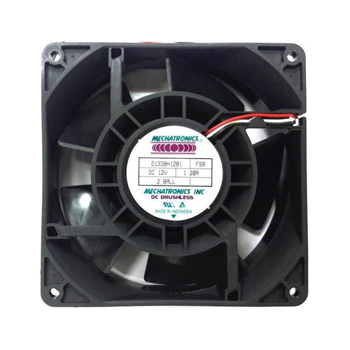 Mechatronics 127x127x38mm High Speed Fan G1338H12B1-FSR - Coolerguys