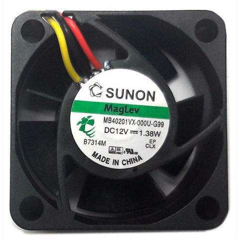 Sunon 40 x 40 x20mm 3 pin fan # MB40201VX-000U-G99