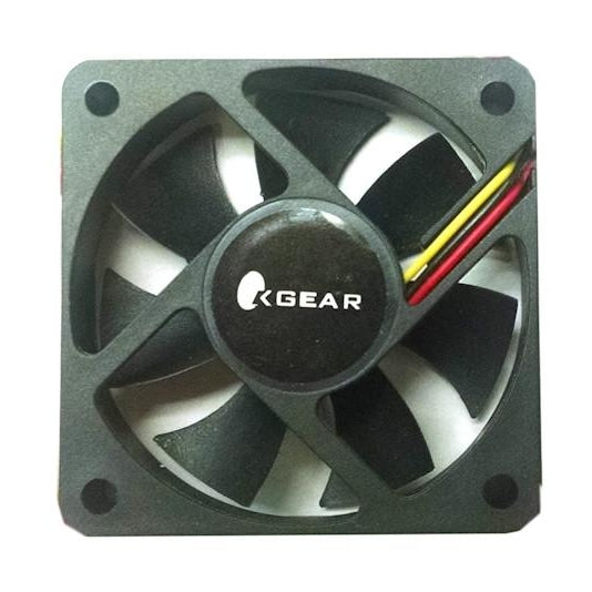 OKGear 60x60x15mm Ball Bearing Fan (3 Pin) - Coolerguys