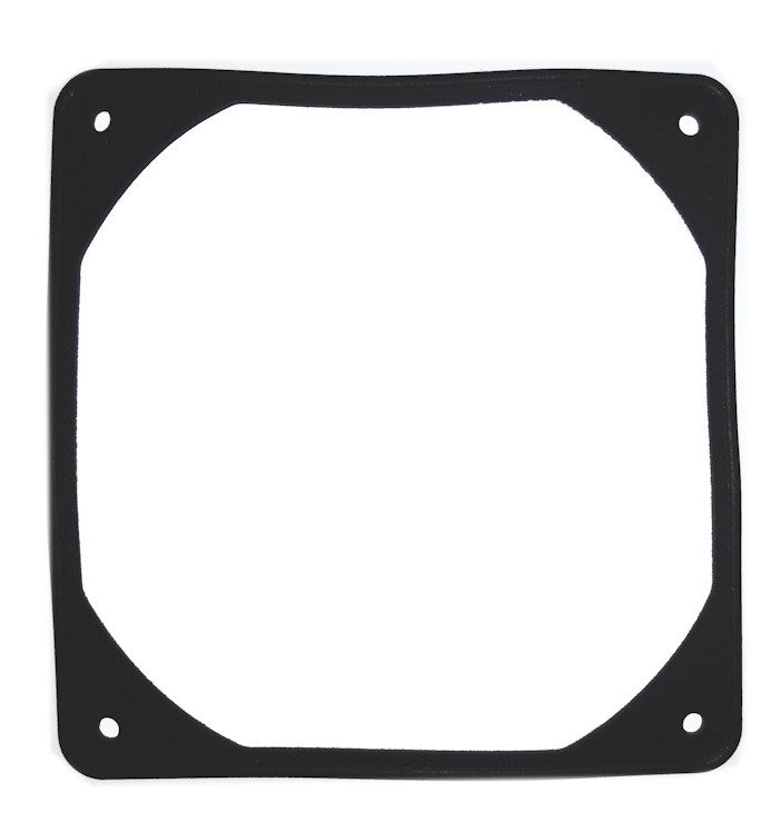 CoolerGuys 60mm-140mm Anti-Vibration Rubber Fan Gaskets - Coolerguys