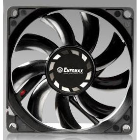 Enermax 80x80x15mm 12 Volt Slim Fan with Detachable Blades  T.B.815