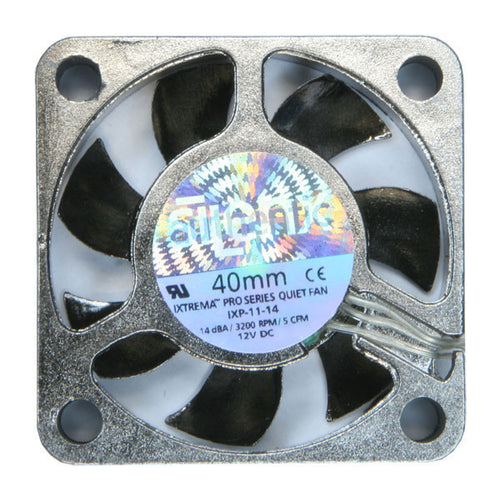 SilenX Ixtrema Pro 40x40x10mm 12 Volt Fan IXP-11-14 - Coolerguys