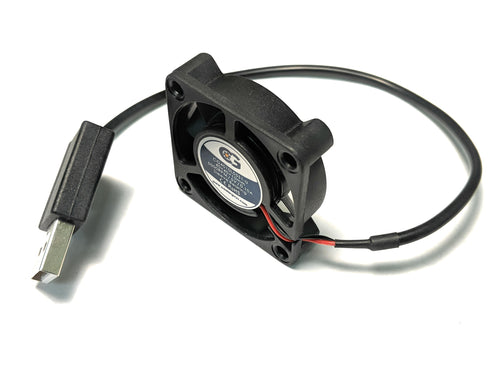 Coolerguys 40mm (40x40x10) USB Fan - Coolerguys