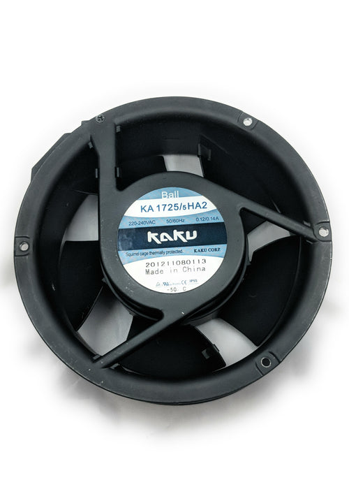 Kaku 172x52mm Round High Speed IP55 230v Fan KA1725 / 5HA2