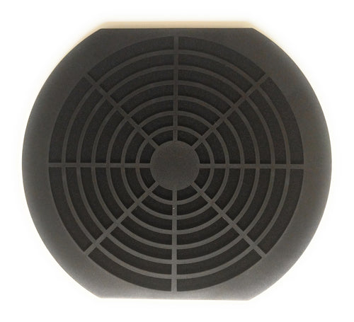 172 or 162mm Three (3) Piece Fan Filter Grill