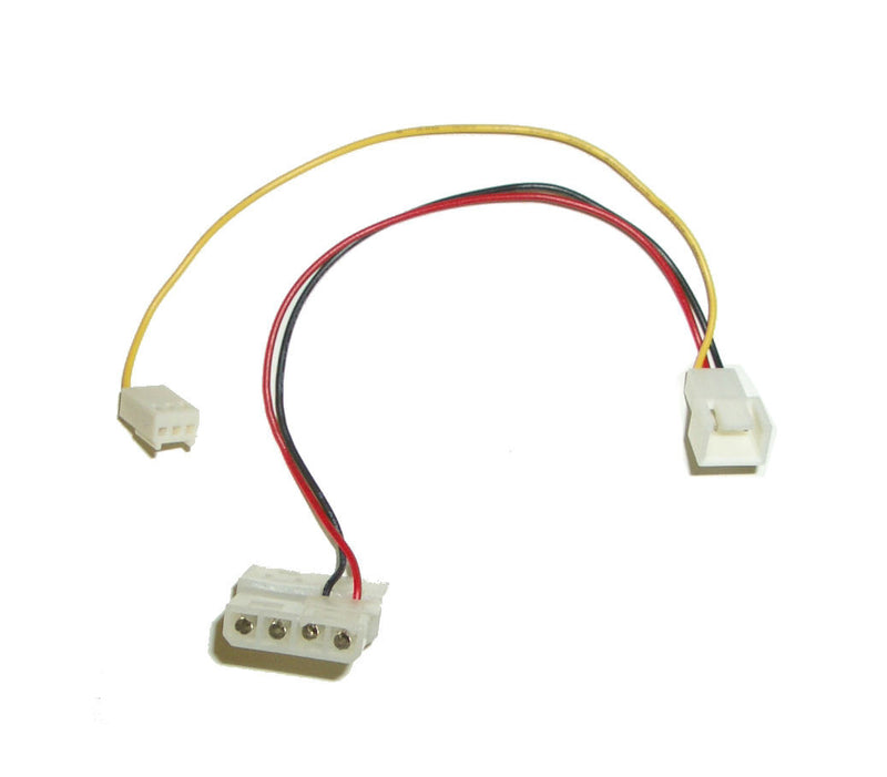 3 pin to 4 pin with rpm sensor # CB-334 - Coolerguys