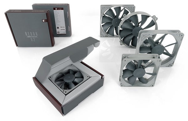 Noctua NF-R8 REDUX 1200 rpm 80x25mm 12V 3 Wire/3 Pin #NFR8R12