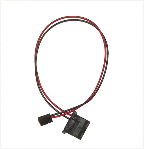 4 pin Molex to 3pin power adapter cable / 12V - Coolerguys