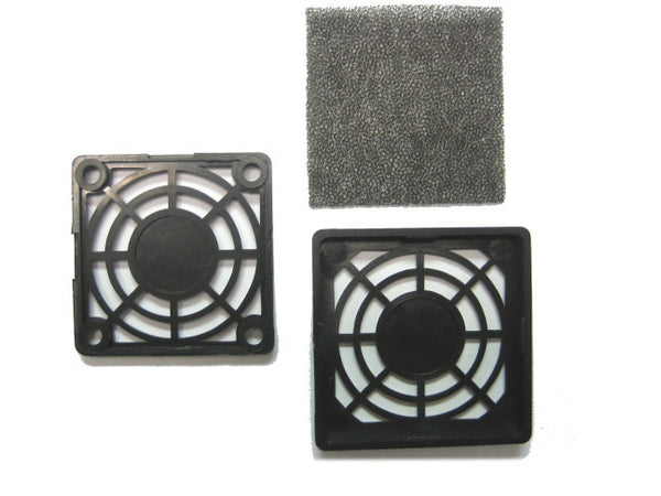 40mm (3) part Fan Filter Grill