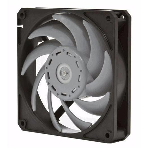 Coolerguys PRO Metal Dual 120mm Deluxe LED Cabinet Cooling Kit With Gentle  Typhoon Fans CABCOOL