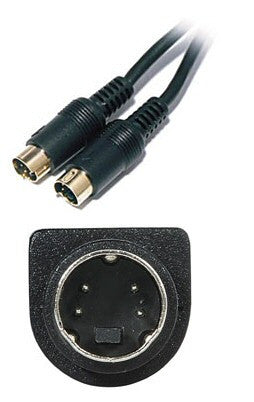 6 Foot  S Video Cable OEM M/M SVIDEO-06-MM ATI  P/N 6110004500