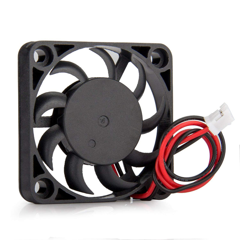 40mm (40x40x7mm) 12V DC Fan - Coolerguys