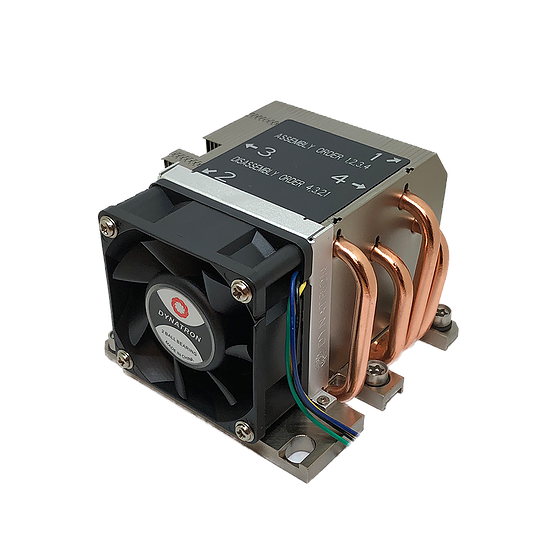 Dynatron B13 2U Active CPU Cooler - Coolerguys