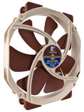 Noctua 140x150x25mm Premium Fan with 140mm Mounting Frame NF-A15 - Coolerguys