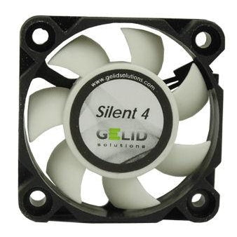 Gelid Silent 4 Case Fan 40x40x10mm Fan with 3 Pin Connector FN-SX04-42 - Coolerguys