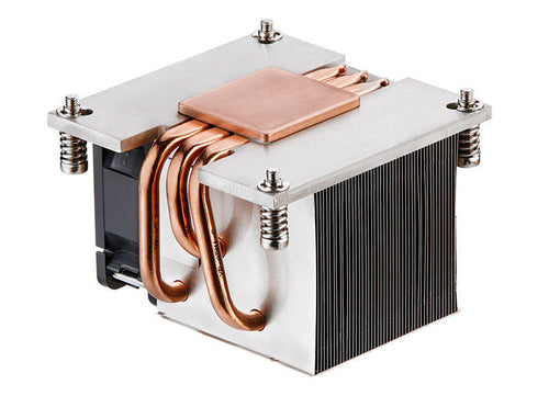 Cooljag 2U CPU Cooler  w/PWM Fan  Socket LGA 2011 (JYC1R04ATPG-0) # ITO-D/S-Q - Coolerguys