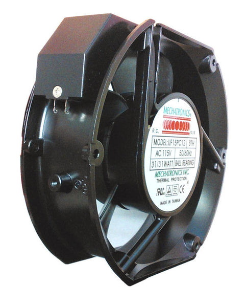 Mechatronics 172 x150x51mm 120 volt High Speed AC Fan # UF15PC12-BTHR