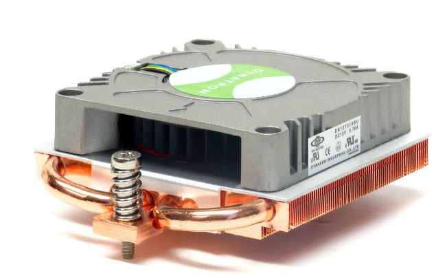 Dynatron F185 1U Server PWM Copper CPU Cooler - Opteron / Socket F 1207