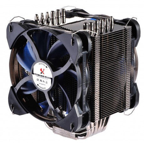X2 Eclipse IV High Performance CPU Cooler #X2-9862N1-PWM - Coolerguys