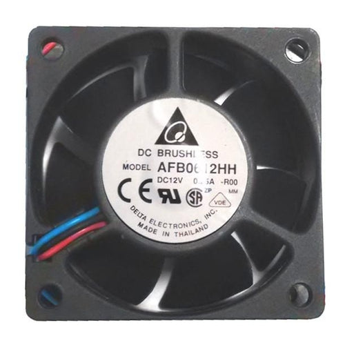 Delta 60x60x25mm Ultra High Speed Fan AFB0612HH-R00 - Coolerguys