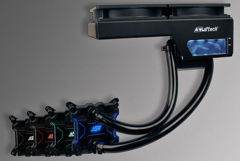 Swiftech H220-X CPU Liquid Cooling KiT