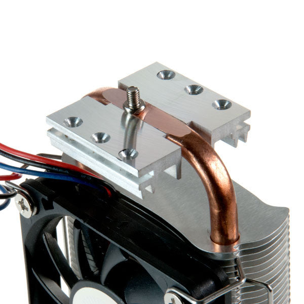 Evercool Northbridge Heat Pipe Chipset Cooler #EC-NCA-610EA