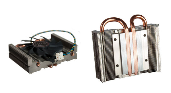 Evercool Low Profile Heat Pipe CPU Cooler for Intel or AMD #EC-HPS-810CP