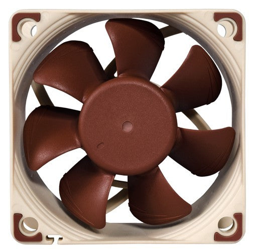Noctua NF-A6x25 FLX Quiet Computer Cooling 60mm Fan