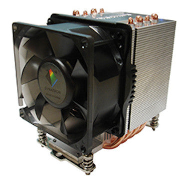 Dynatron R27 CPU Cooler for Intel Socket 2011 3U Server and Up - Coolerguys
