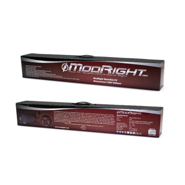 "ModRight Super Large Anti-Static Mod-Mat MR397-V2 Work and Assembly Surface (Over 47"" x 23"" in Size)"