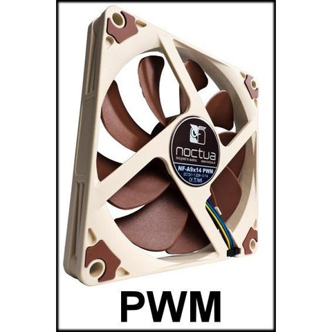 Noctua NF-A9x14 92 X 14mm 12V PWM Fan
