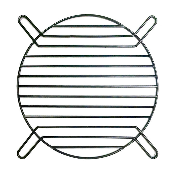 120mm Straight Wire Finger grill-Black