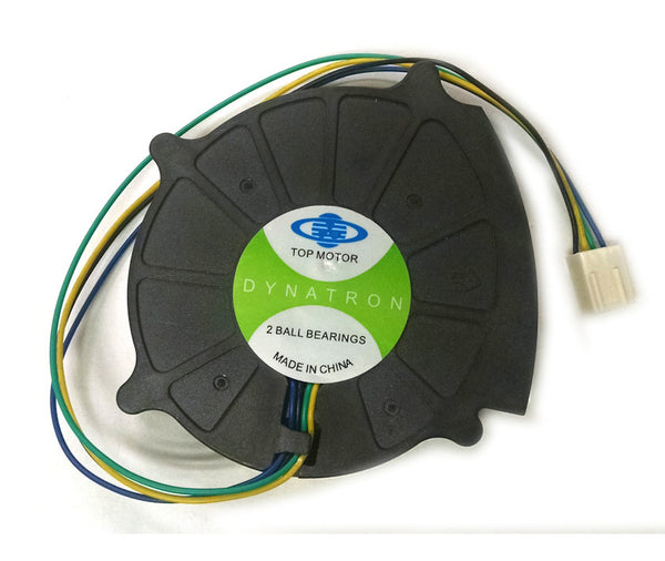 Dynatron 80x15mm  Blower Fan with PWM function #DB128015BU-PWMG