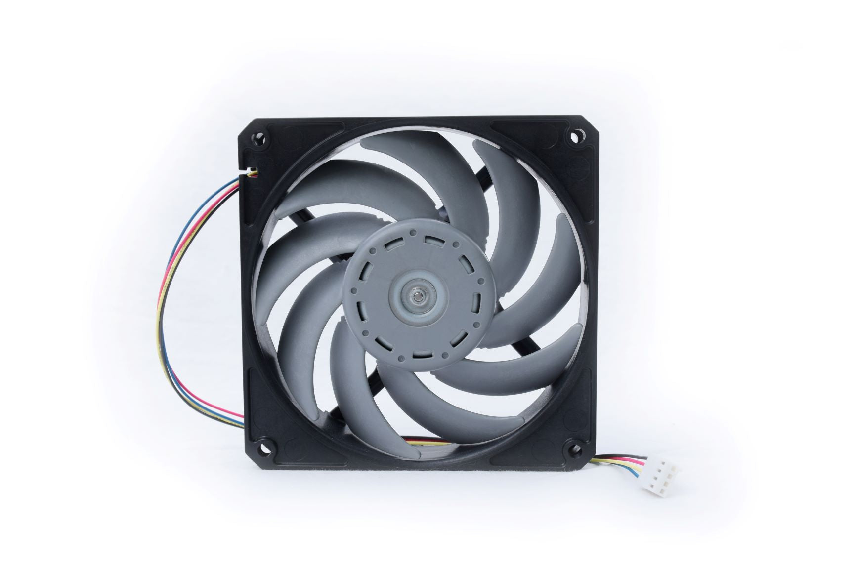 Gentletyphoon 120mm Silent Fan Series D1225c12b 1450 1850 And Wiring Diagram For Connector 120x120x25mm Case