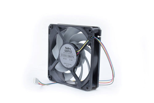 GentleTyphoon 120x120x25mm Silent Case Fan Series D1225C12B - Coolerguys