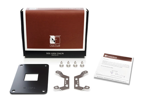 Noctua NM-AM4-L9aL9i Mounting Kit - Coolerguys