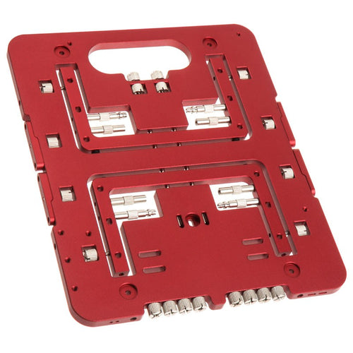 Streacom BC1 Mini Open Benchtable Red - Coolerguys