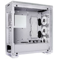 Lian Li Alpha 550W White Case *Damaged Top* - Coolerguys