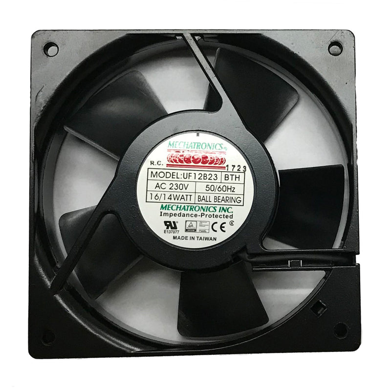 Mechatronics 120x120x25mm High Speed AC 230V Fan UF12B23-BTHR