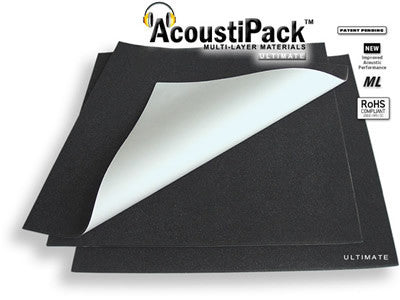 AcoustiPack™ ULTIMATE PC Soundproofing Kit (APU) - Coolerguys